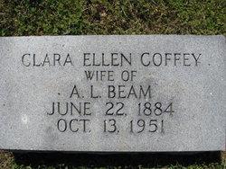 Clara Ellen <i>Coffey</i> Beam