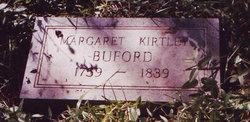 Margaret <i>Kirtley</i> Buford
