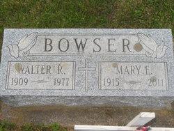Mary E Bowser