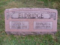 Frances L. <i>Stevenson</i> Eldridge