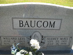 Willard Levi Baucom