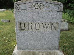PFC Blaine D Brown