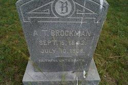 Albert Tandy Allie Brockman