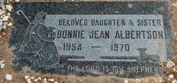 Bonnie Jean Albertson