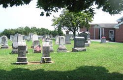 Waggoners United Methodist Church Cemetery