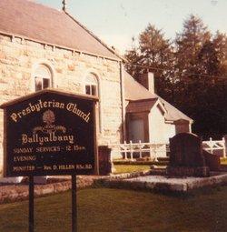 Ballyalbany Presbyterian Cemetery