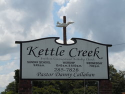 Kettle Creek Cemetery