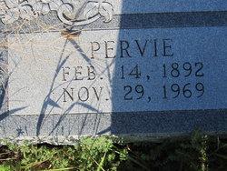 Pervie E. Adkins