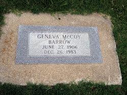 Geneva <i>McCoy</i> Barrow