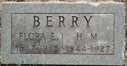 Flora E <i>Smythe</i> Berry