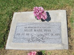Nellie Marie Nell <i>Stieger</i> Ryan