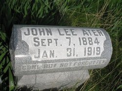 John Lee Ater