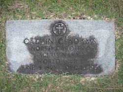 Calvin Clifford Adams