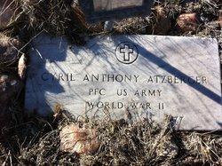 Cyril Anthony Atzberger