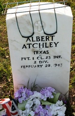 Albert Atchley