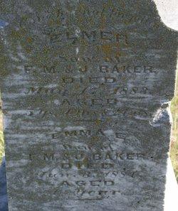 Emma E Baker