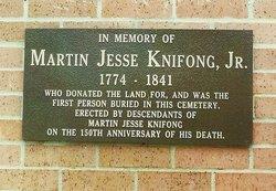 Martin Jesse Knifong
