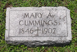 Mary A Cummings