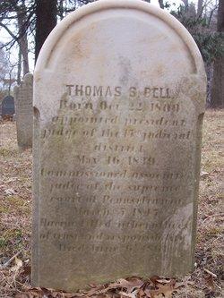 Judge Thomas Sloan Bell