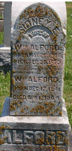 Sidney Eunice <i>Nelson</i> Alford