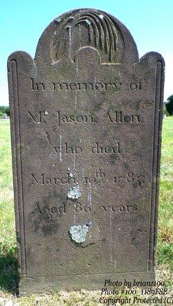 Jason Allen, Sr