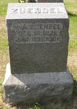 Henry Adam Zuendel, Jr