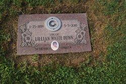 Lillian <i>Waite</i> Dunn