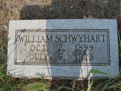 William Aster Schwyhart