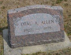 Opal Angeline <i>Tutwiler</i> Allen