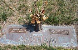 Dorothy Louise <i>Wood</i> Basham