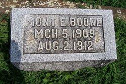 Mont Edward Boone