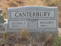 William Clyde Bill Canterbury