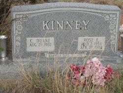 Charles Duane Kinney