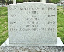Ruth M. Asher