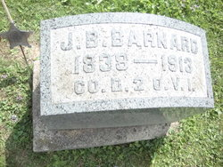 James B Barnard