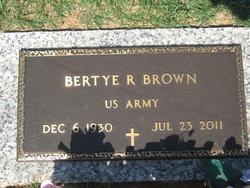 Bertye Robbie <i>Roberts</i> Brown