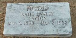 Katie <i>Lawley</i> Cayton