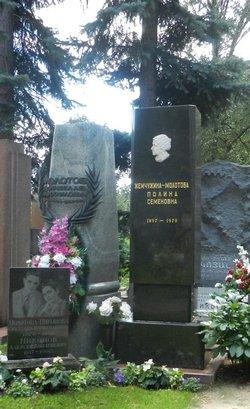 Viacheslav Mikhailovich Molotov