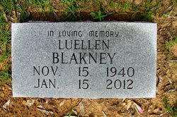 Luellen Ellen <i>Gault</i> Blakney