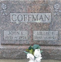 John Eccles Coffman