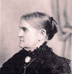 Anna Eliza <i>Sholes</i> Gridley
