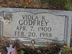 Viola Ola <i>Knighton</i> Godfrey