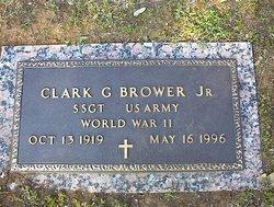 Clark G Brower, Jr