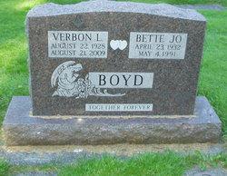 Verbon Lafayette V.L. Boyd