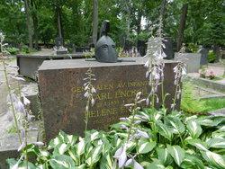 Helene Natalia <i>Bronikowsky</i> Enckell