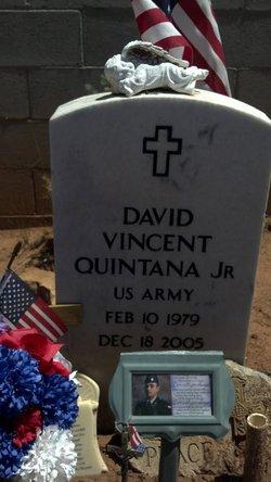 Pvt David Davy Quintana