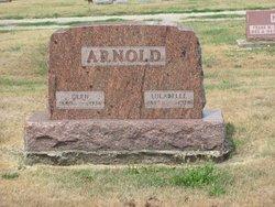 Lulabelle <i>Harshbarger</i> Arnold