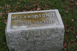 Rev Melanchton Ort Dysinger