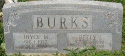 Betty L Burks