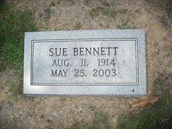 Erma Sue <i>Goodwin Cavender</i> Bennett